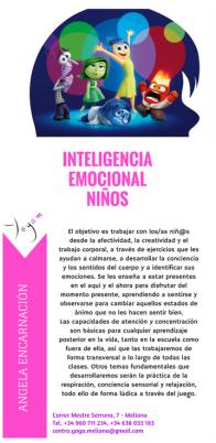 Inteligencia Emocional Niños