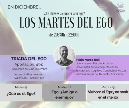 TRIADA DEL EGO